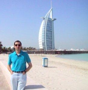 DUBAI-BURJ AL ARAB 2009